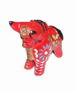 Bivolul indragostitilor, din ceramica