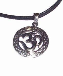 Pandantiv din argint cu simbolul Tao om
