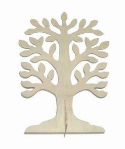 Copacul vietii din lemn pentru ati face arborele genealogic