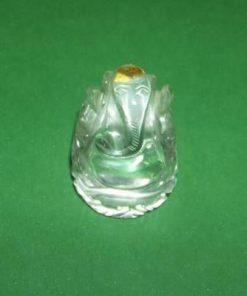 Ganesha din cristal de stanca