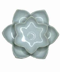 Lotus din ceramica