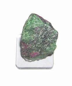 Cristal natural de ruby zoizit