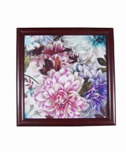 Tablou cu crizanteme pentru sanatate