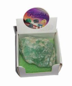 Cristal brut din smarald pentru bogatie si bani