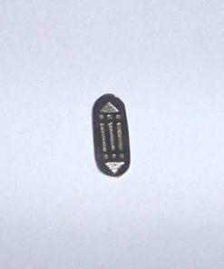 Talisman din argint cu simbolul Luxor/Atlantida gravat