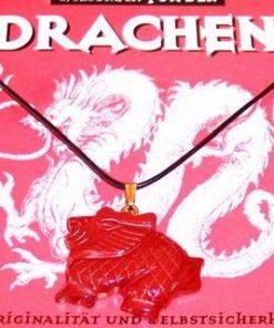 Amuleta Feng Shui din cristal pentru zodia Dragon
