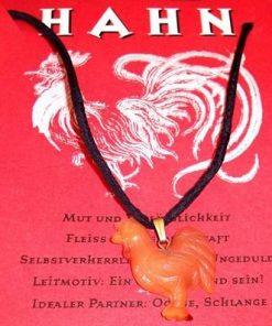 Amuleta Feng Shui din cristal pentru zodia Cocos