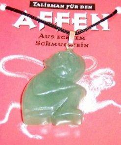 Amuleta Feng Shui din cristal pentru zodia Maimuta