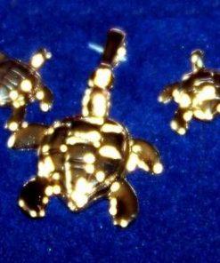 Set de bijuterii placate cu aur - model unicat!