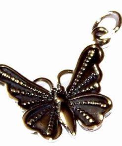 Fluturele dragostei din argint - model unicat!