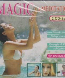 Magic & Meditation - muzica de relaxare - set 2 CD-uri