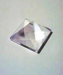 Cristal de stanca - piramida