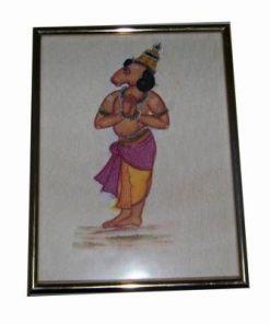 Tablou cu zeitatea Daksha