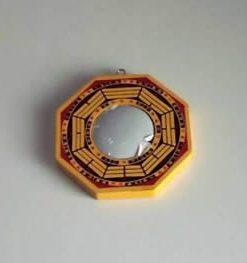 Oglinda Bagua convexa, de de repingere a energiei negative