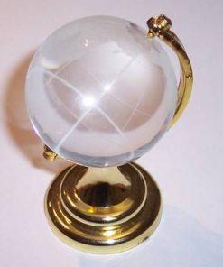 Remediu Feng Shui - glob pamantesc din sticla mic