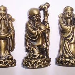 Fuk Luk Sau - Cei trei intelepti