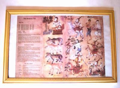 Tablou Feng Shui - Bivol