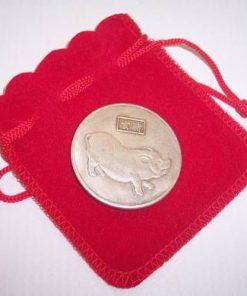Moneda antica - Zodia Porc