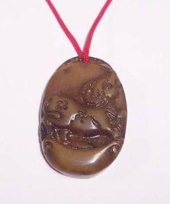 Talisman Feng Shui din jad pentru protectie