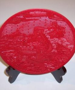 Remediu Feng Shui  - coral/cinabru