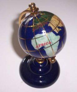 Glob pamantesc din ceramica emailata VERDE