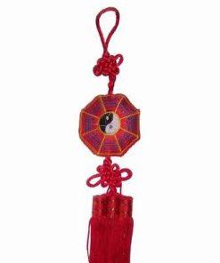 Canaf Feng Shui cu nod mistic, Yin-Yang si trigrame