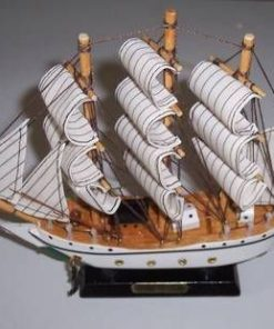 Corabia Abundentei cu trei catarge -
