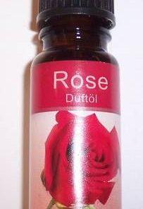 Esenta aromoterapie - trandafir