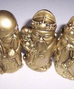 Cele trei zeitati - remediu Feng Shui