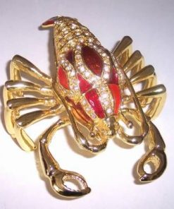 Crabul auriu cu nestemate - remediu Feng Shui
