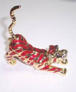 Tigrul cu nestemate - remediu Feng Shui