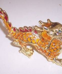 Dragonul Cerului cu nestemate - remediu Feng Shui