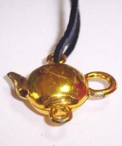 Amuleta Feng Shui cu ceainicul fermecat