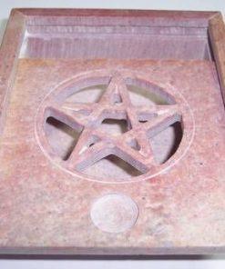 Suport din onix cu pentagrama - model deosebit !