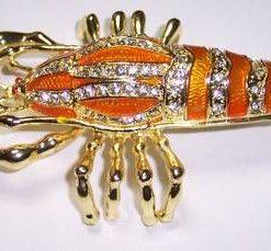 Crabul Norocos cu nestemate - model unicat !