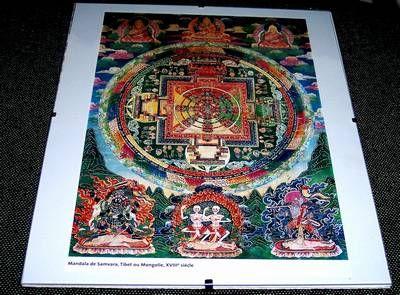 Mandala de Samvara - model unicat!