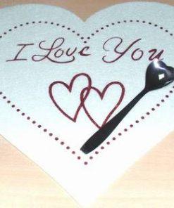 Inimioara  - cadou pentru iubit !