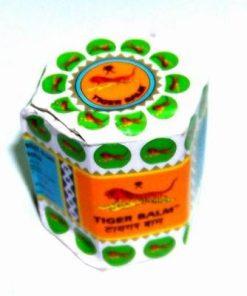 Balsam-crema Puterea Tigrului - remediu de sanatate