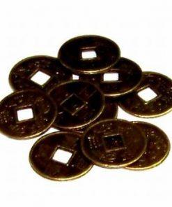 Banuti Feng Shui pentru bogatie si prosperitate - 10 monede