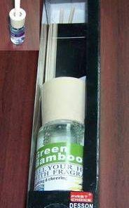 Set de aromoterapie - Green Bamboo - Bambus verde