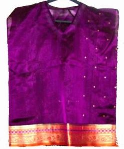 Bluza Feng Shui de culoare mov - tip liliac