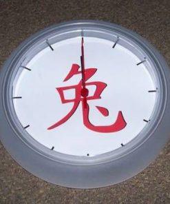 Ceas Feng Shui cu ideograma Iepurelui