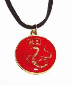 Talisman Feng Shui din metal pentru zodia Sarpe