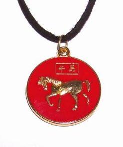 Talisman Feng Shui din metal pentru zodia Cal