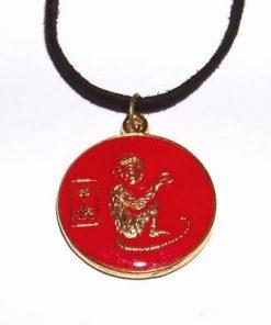 Talisman Feng Shui din metal pentru zodia Maimuta