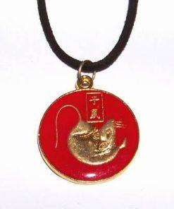 Talisman Feng Shui din metal pentru zodia Caine