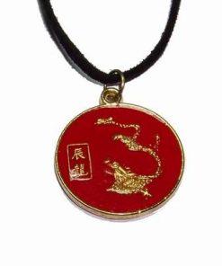 Talisman Feng Shui din metal pentru zodia Dragon