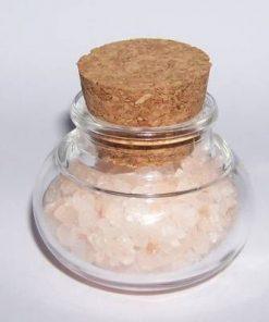 Borcanel magic cu sare marina naturala