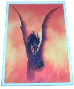 Tablou cu Dragon pentru protectie si noroc