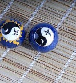 Bile manuale chinezesti - Soarele si Luna